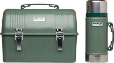 スタンレー クラシックランチボックス+真空断熱ボトルコンボ 9.4Lランチボックス+750mLボトル 並行輸入品 STANLEY CLASSIC LUNCH BOX+VACUUM BOTTLE COMBO 10qt/9.4L+25oz/750mL