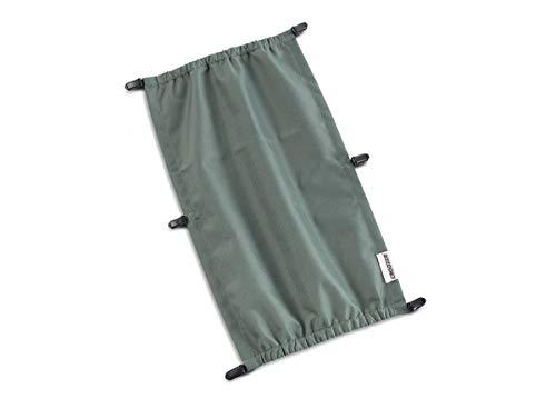 CROOZER Sonnenschutz für Kid 1 Modelle - Kaaos Kollektion, Farbe:Jungle Green