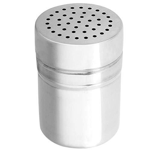 Botella de especias portátil de acero inoxidable para cocina, condimentos, condimentos, condimentos, dispensador de condimentos, tarro organizador Medium