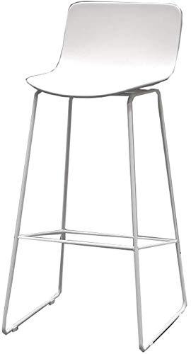 Barkruk, hoge stoel, hout, voor de keuken, kantoor, Europes, minimalistisch, barstools, smeedijzer, persoonlijkheid, barstoel, kruk, barkruk, hoge stoel