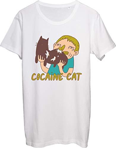 cocaine t-shirt
