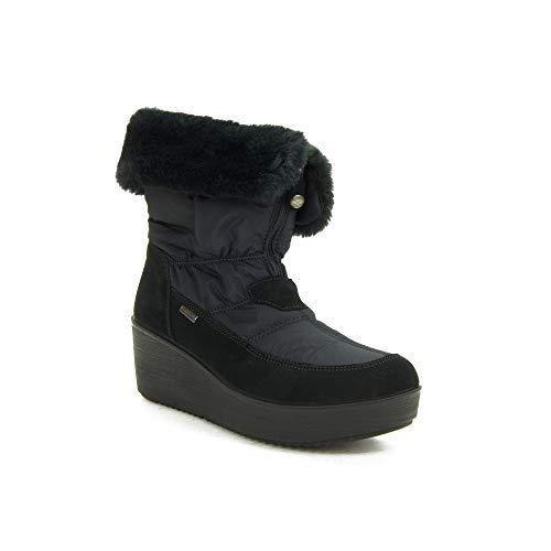 Botas para Mujer, Color Negro (Nero), Marca IMAC, Modelo Botas para Mujer IMAC 407759 Negro