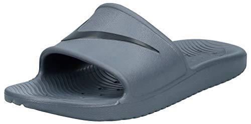Nike Kawa Shower Mens Slide Sandals Dark Grey/Black 832528-010 (11 D(M) US)