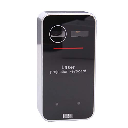 Advanced Wireless Laser Projection Bluetooth Virtual Keyboard with Mouse Function