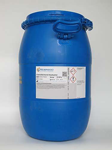 Eisen(III) Chlorid-Hexahydrat/EisenIIIChlorid 25 kg