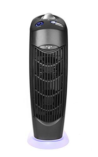 Atlas Ionic Electrostatic UV Carbon Filter Air Purifier Negative Ion Generator