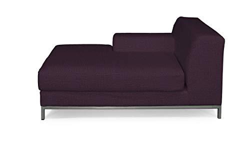 Dekoria Kramfors Recamiere Links Sofabezug Sofahusse passend für IKEA Modell Kramfors violett