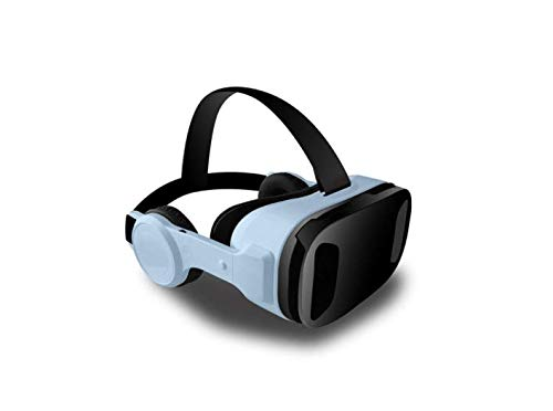 Learn More About GGGarden Dico VR Headset Virtual Reality Games Movies Glasses For 4.5 to 6.0 Inches Smartphone – Blue