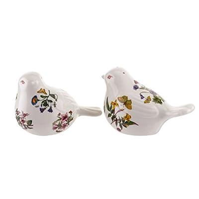 Botanic Garden Salt and Pepper Figural Set from Ceramika Artystyczna Beata Wozniak