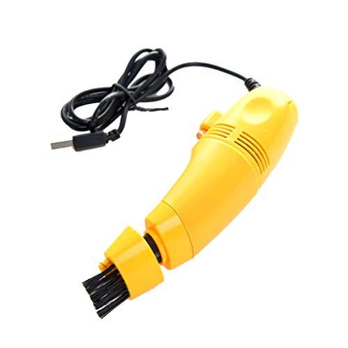 Vokmon Vakuum-USB-Tastatur-er PC Laptop-Bürste Staub Werkzeug Multiple Aufsteckbürste 4 Farbe