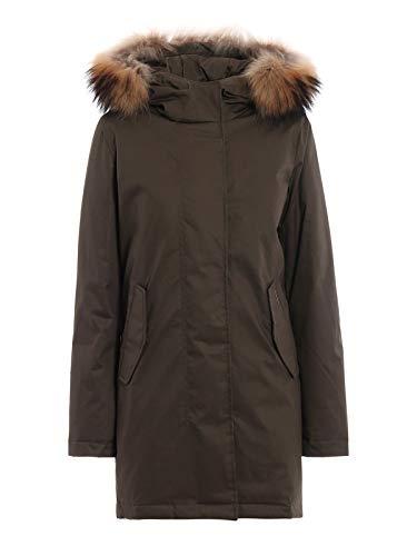 WOOLRICH Luxury Fashion Damen WWCPS25006992LM10 Grün Jacke | Jahreszeit Permanent