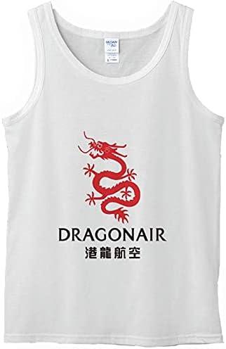 YuanSH Drag-onair Vest for Men