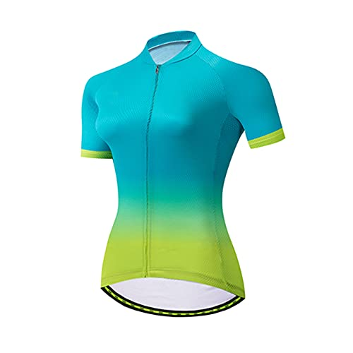 DNJKH Ropa Ciclismo Chaleco Reflectantes Paraviento Wind Stopper Impermeable Jersey para Correr, Ciclismo Mujer
