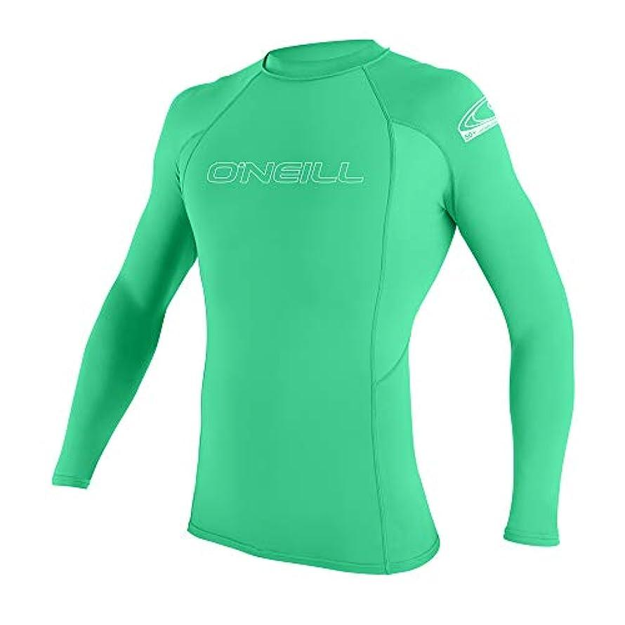 O'Neill Youth Basic Skins UPF 50+ Long Sleeve Rash Guard