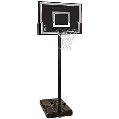 61259 Huffy 44in Superior Eco-Composite Portable Mobile Basketball Goal