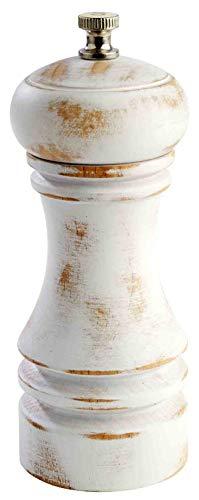 Aps Molinillo de sal (–Professional de madera de haya Alemán, 5,5cm de diámetro, altura: 15cm