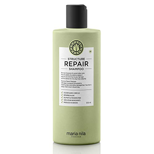 Maria Nila Structure Repair Shampoo, 350 ML