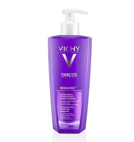 Vichy 3337871330019 Shampooing Redensifiant Shampoo, 1er Pack (1 x 0.4 kg)