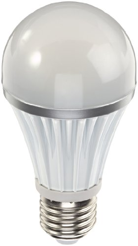 Lighting EVER 7W A19 LED Bulb, Samsung Chip LED, Daylight White, 50W Incandescent Bulb Replacement