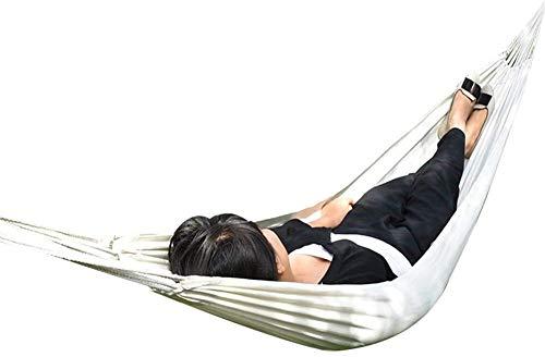 ZHPBHD Hammocks Outdoor Travel Camping Hammock Breathable For Indoor Garden Multipurpose