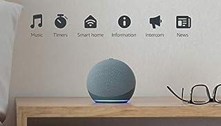 All-new Echo Dot (4th Gen) | Smart speaker with Alexa | Twilight Blue (B084J4MZK8) | Amazon price tracker / tracking, Amazon price history charts, Amazon price watches, Amazon price drop alerts