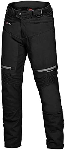 IXS Motorradhose Puerto-ST Textilhose schwarz L (kurz), Herren, Tourer, Ganzjährig, Polyamid