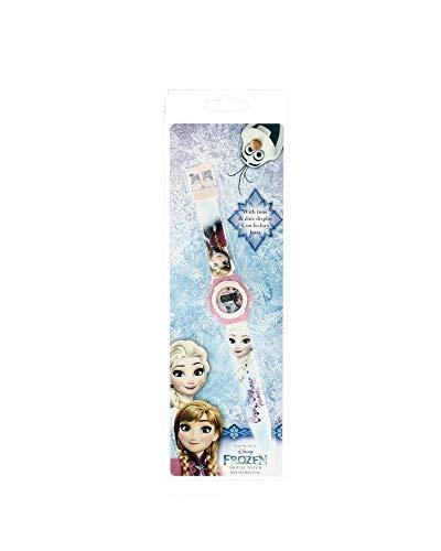 Frozen–Orologio Digitale in Blister, Kids wd17823