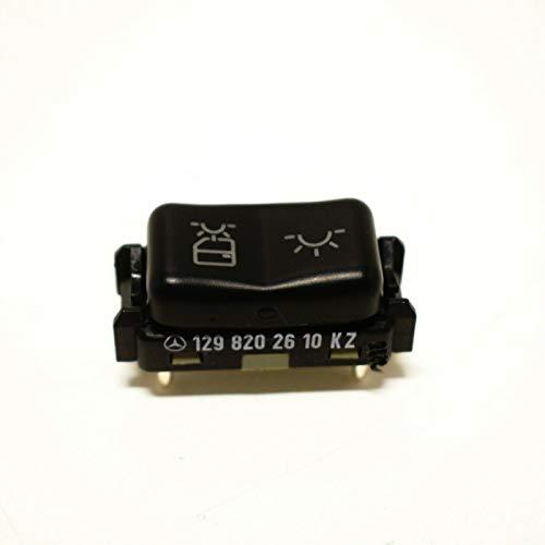 GTV INVESTMENT A124 R129 W124 W129 Innenlichtschalter, kuppelförmig, A1298202610