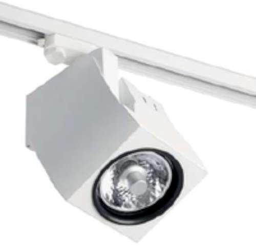 Projecteur Barcelona Fokus 01040302 projecteur 70W aluminium noir