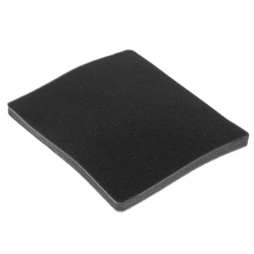 vhbw Filtre d'aspirateur compatible avec Electrolux UPDELUXE (903152219), UPORIGIN (903152217), ZAC6705 (910288304) aspirateur; filtre à air pollué