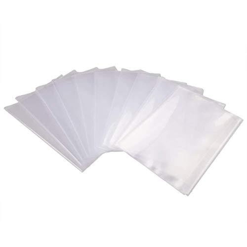 Brunnen Bucheinbandfolie 1,8 x 0,4m Buchfolie transparent Einband