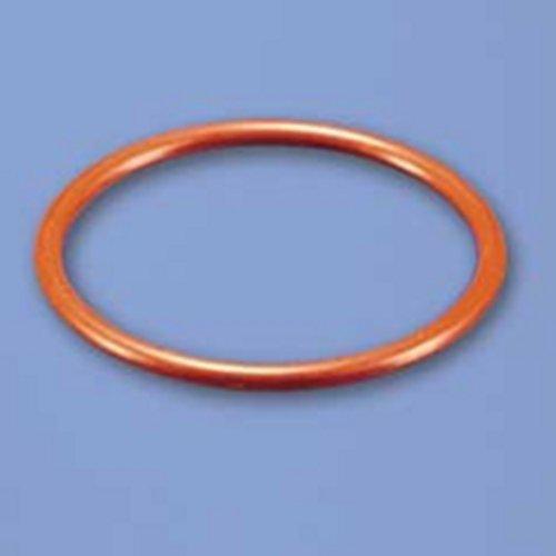 Thomafluid FEP-ummantelte-Silikon-O-Ringe, Innen-Ø: 101,19 mm, Schnur-Ø: 3,53 mm, 5 Stück