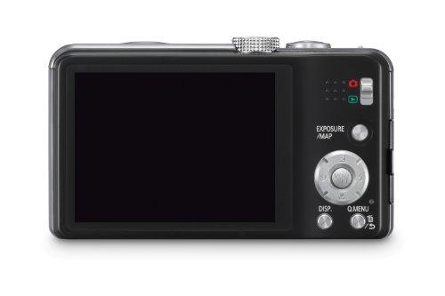 Panasonic DMC-TZ31EG-K Digitalkamera (14,1 Megapixel, 20-fach opt. Zoom, 7,5 cm (3 Zoll) Display, bildstabilisiert) schwarz