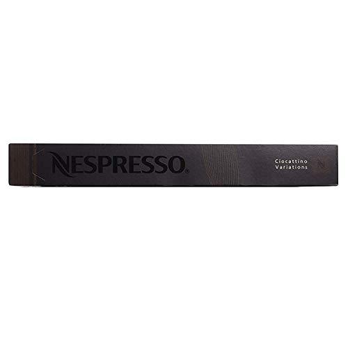 Nespresso Espresso Ciocattino–VARIATIONS–10Kapseln