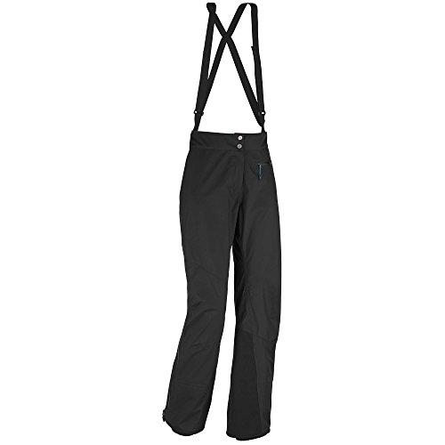 MILLET - Pantalon De Protection 3 Couches Gore-tex LD Kamet GTX Black - Noir Femme - Femme - Taille 40 - Noir