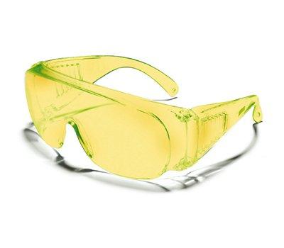 Zekler 33 Schutzbrille gelb