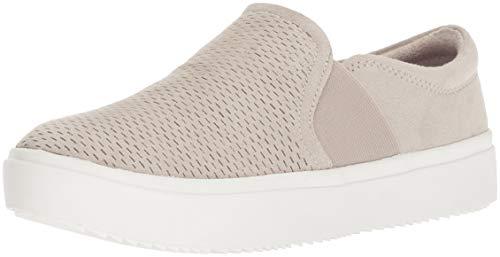 Dr. Scholl's Shoes Women's Wander Up Sneaker, Greige Cool Microfiber, 11 M US
