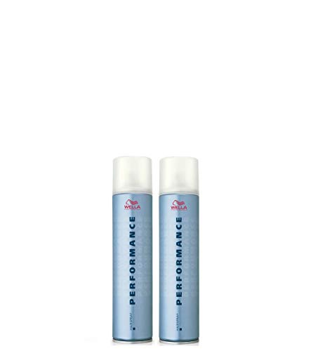 Wella Performance Haarspray Duo Set 2 x 500ml