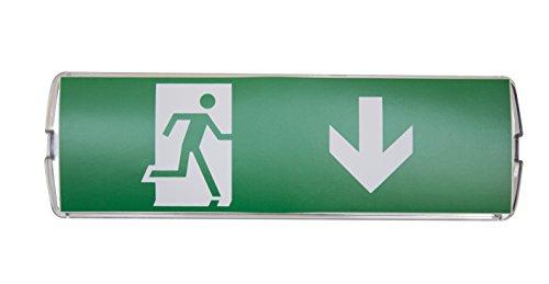 LED Notleuchte Notbeleuchtung Exit Notausgang Fluchtwegleuchte Notlicht Fluchtweg