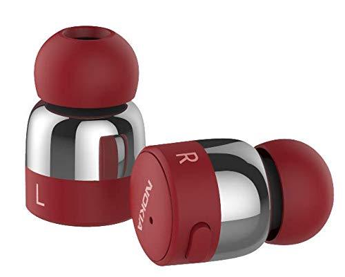 Original Nokia True Wireless Bluetooth-Stereo-Kopfhörer, In-Ear Rot