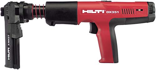 HIlti 374308 Powder-actuated Tool DX 351 w/MX 32 Direct Fastening