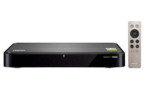 Qnap HS-251+ Lüfterloses NAS-System Intel Celeron-Dual-Core-2, 41-GHz-Prozessor