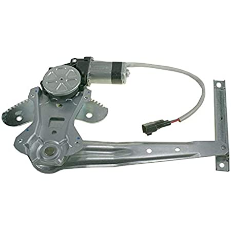 Details about  /Power Window Regulator For 2000-2006 Nissan Sentra Rear Driver Side With Motor