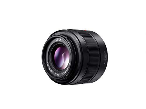 Panasonic Lumix G Leica DG Summilux Objetivo