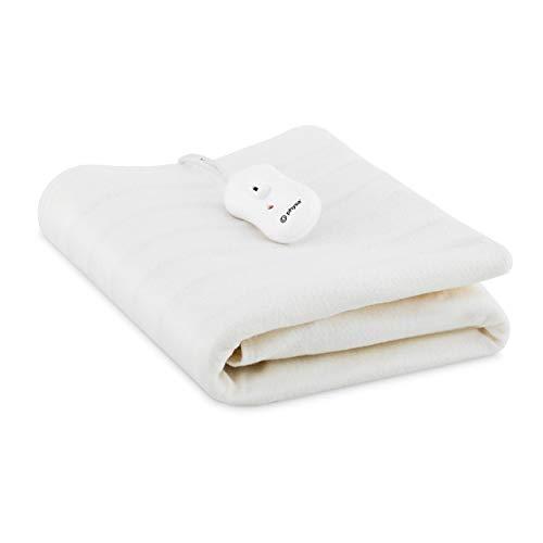 physa Manta Eléctrica Cobertor Para Camilla De Masaje PHY-MTW-1 (Potencia: 60 W, Vellón 100% poliéster, Dimensiones: 180 x 75 cm)