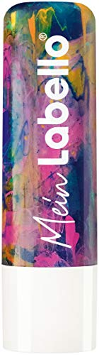 Labello Lippenpflegestift EinzigARTig Limited Edition (4,8 g), Lippenpflege mit Shea Butter und natürlichen Ölen, pflegender Lippenbalsam ohne Mineralöle