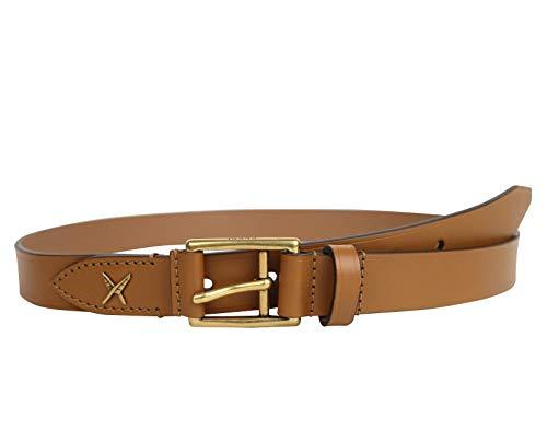 Gucci 375182 2613 - Cinturón de piel para hombre, color café claro
