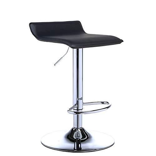 Barkruk barkruk, bar draaistoel, geschikt voor kassa/receptie/juwelier/teke, verstelbare stoel met hoge poten.