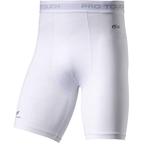 Pro Touch Kristian Collants Homme, WEIß, FR (Taille Fabricant : XL)