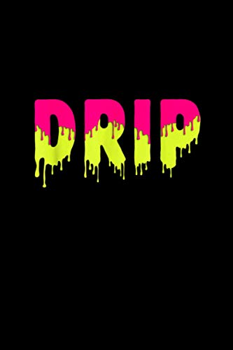Fresh Drip Cool Dripping Tee made to match Jordan 5 Bel_Air Notebook 114 Pages 6''x9'' Blank lined